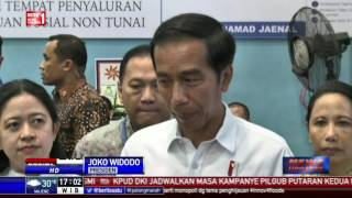 Jokowi Akan Bersikap Jika Freeport Tak Mau Diajak Berunding