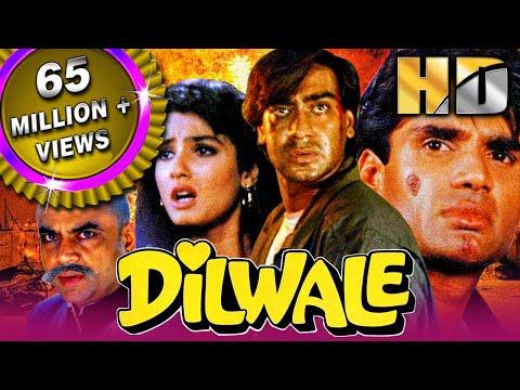 Dilwale (hd)- Bollywood Blockbuster Hindi Film | Ajay Devgn, Suniel Shetty, Raveena Tandon | दिलवाले| Film & Animation