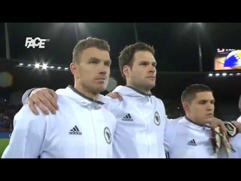 Švicarska vs. BiH - 0:2 - 29. 3. 2016. - Pregled utakmice
