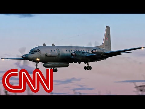 Watch: Russia Blames Israel After Syria Shoots Down Plane?