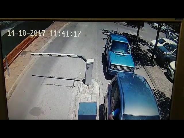 Car Stolen Centurion mall