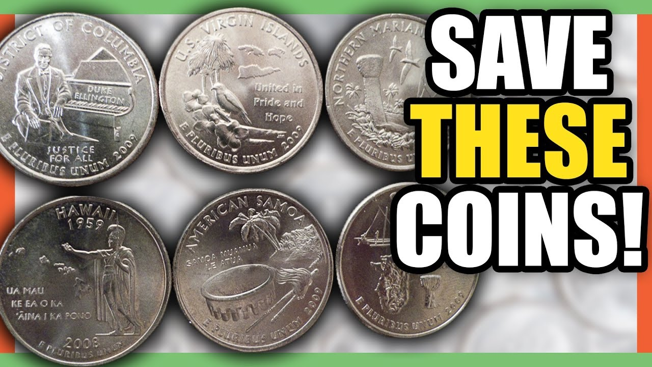 SAVE YOUR 2009 QUARTERS NOW - LOW MINTAGE QUARTERS TO LOOK ...