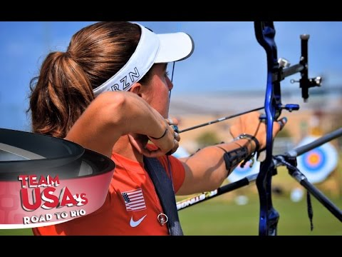 Meet The Team USA Archers On The Road To Rio