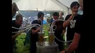 Dreisbach 2012 Bier Bong Deluxe Teil 2