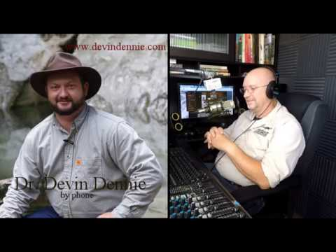Geologist Dr. Devin Dennie Interview - Podcast #124