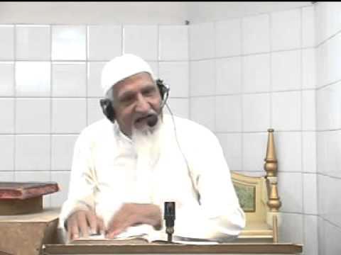 Maulana Ishaq-Shirk Or Ghalat Aqaid-by Moulana Ishaq-fri-23052008