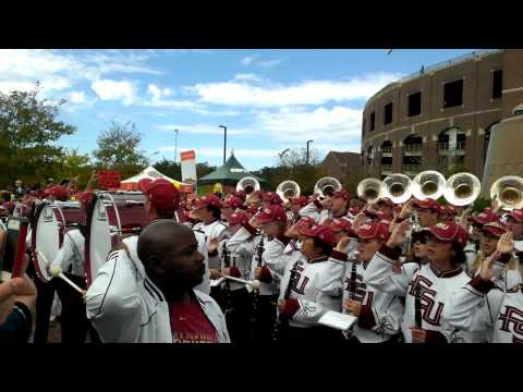 FSU War Chant @ College Gameday Nov 2013 vs. Miami