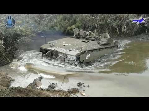 טנק מרכבה ונגמ'ש