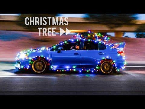 THE PERFECT CHRISTMAS SUBARU WRX STi