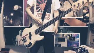 BassCover Legend Precision Bass Custom.