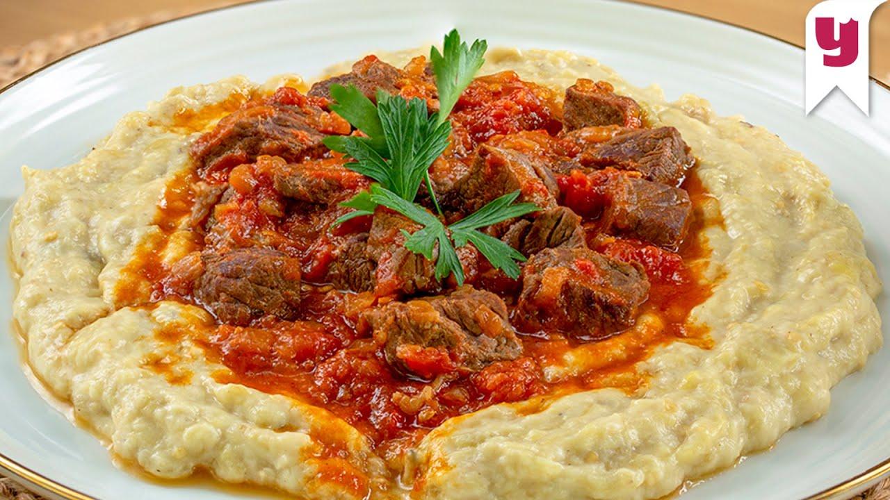 İftar Yemekleri – Hünkar Beğendi
