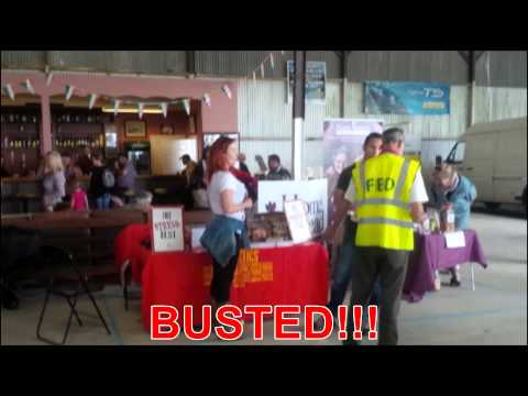 Dianetics (scientology) Exposed and removed from event.