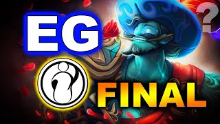 EG vs IG - GRAND FINAL - ONE Esports SINGAPORE MAJOR DOTA 2