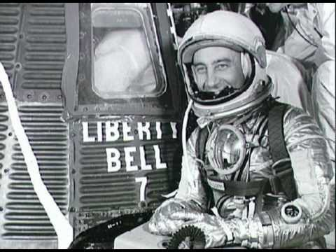 Five Minutes in Space #7: Gus Grissom & Liberty Bell 7