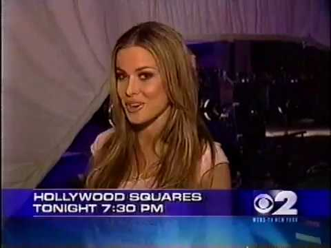 WCBS Hollywood Squares , 2003