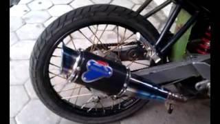 Termignoni GP Rossi Yamaha Vixion ---Motoralap Exhaust