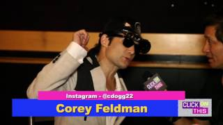 Preview: Corey Feldman Interview at Rams Head Live