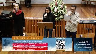 CULTO MATUTINO 8:30H   Igreja Presbiteriana de Pinheiros   10-05-2020