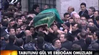 Prof. Dr. Necmettin ERBAKAN Cenaze Namazı 1 Mart 2011