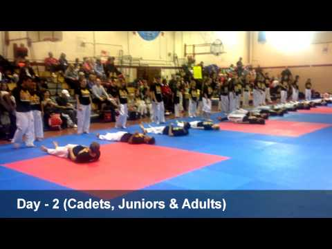 6th International Sport Taekwondo Training Camp (Chicago, Illinois)