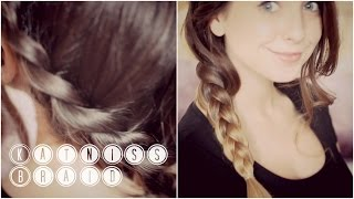 How To: Katniss Everdeen Inspired Braid | Zoella
