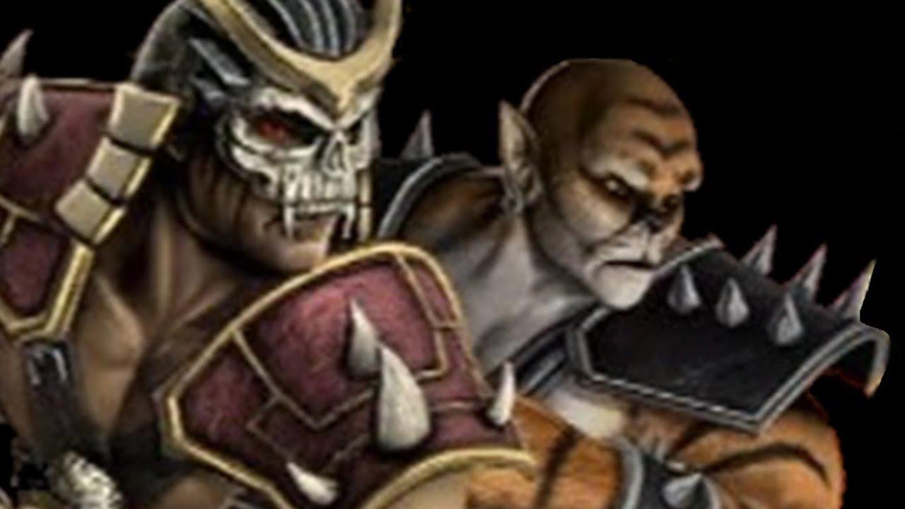 Mortal Kombat 9 - Shao Kahn/Kintaro Tag Ladder (EXPERT ...