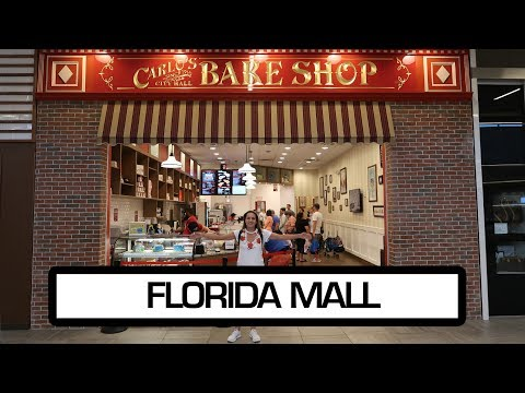 TOUR PELO FLORIDA MALL I SHOPPING DE ORLANDO