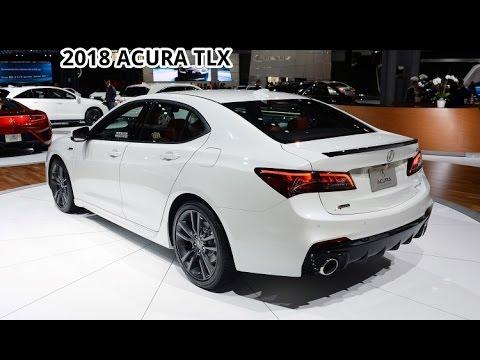 HOT NEW ACURA TLX PRICE NEW YORK AUTO SHOW YouTube - 2018 acura tlx price