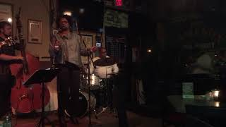 """""""Funky Little Drummer Boy"""" feat. Carla Jackson, Kevin Gaines (drums), and Keith Willingham (trumpet)"""
