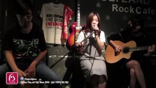 Ừ Thì (Mew Amazing) - vocal Mai Cua, guitar Yết Yết, cajon Pen