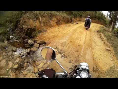 Vlog: Off-roading decisions (to Agasthyamalai)