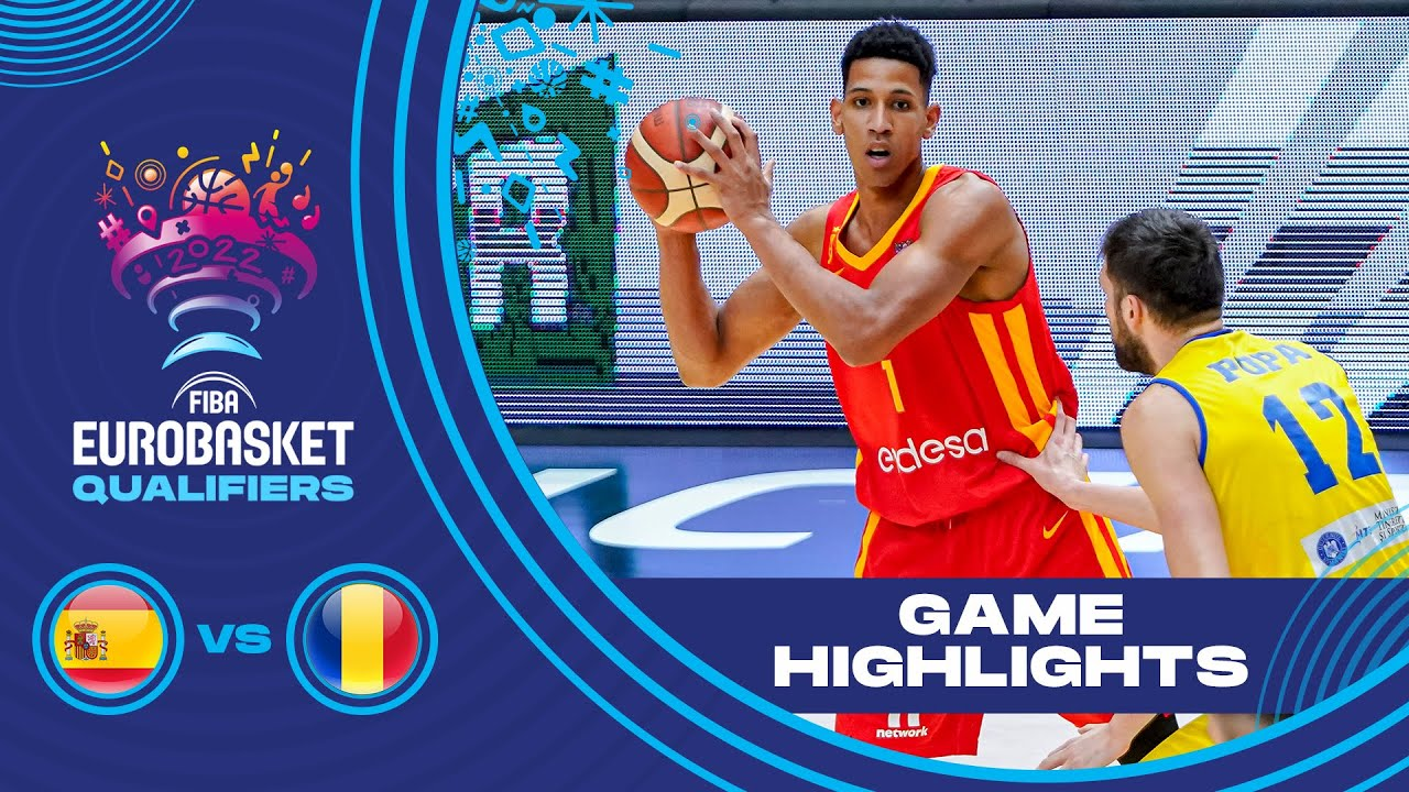 Spain - Romania | Highlights