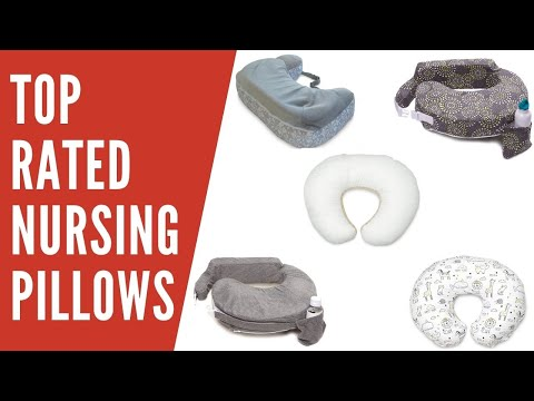Best Nursing Pillow of 2020 Breastfeeding Pillows