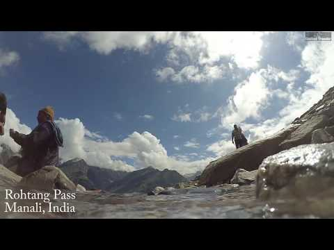 Rohtang Pass | Manali | India | Timelapse