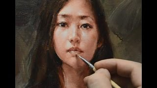 Oil Painting Tutorial by ZHU KAI MASTER ARTIST