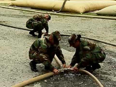 Army MOS 92W Water Treatment Specialist
