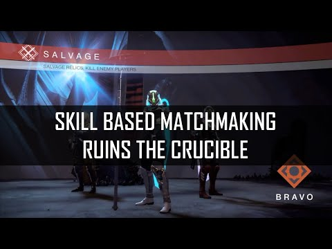 Destiny salvage match making