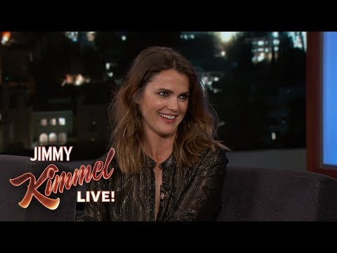 Keri Russell on Meeting Matthew Rhys & The Americans Finale