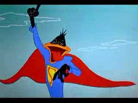 Daffy Duck  - Stupor Duck