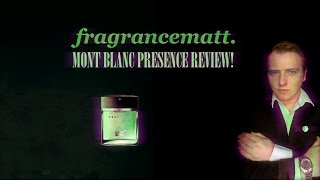 MFO: Episode 107: Presence by Montblanc (2001)