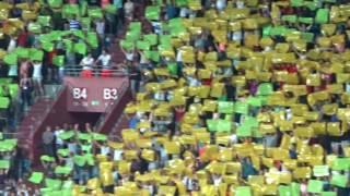 Farewell with Usain Bolt - Golden Spike Ostrava 2017 Zlatá tretra