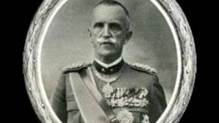 Vittorio Emanuele III King of Italy