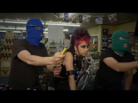 Masked Intruder - Crime Spree (Official Video)