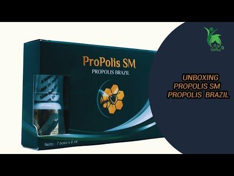 Unboxing Produk Herbal Propolis Sm - Propolis Brazilian 100% Asli