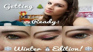 Getting Ready: Winter Edition! Thumbnail