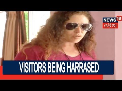 Italian tourist alleges harassment in Odisha | News18 Mahanagar |