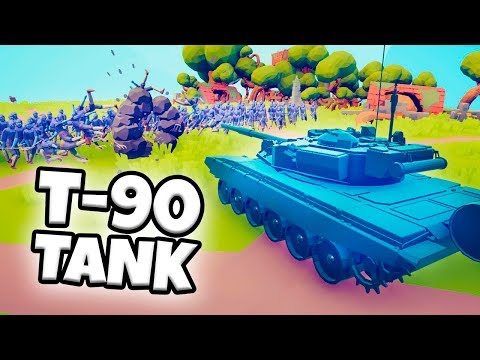 modern-t-90-tank-vs-every-faction- -tabs-modded-gameplay
