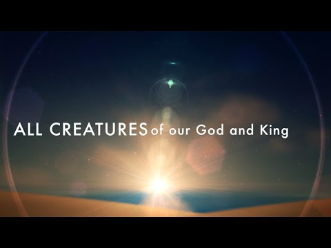 All Creatures of Our God and King with Lyrics - Group Publishing Weird Animals VBS