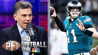 NFL offseason examination: Eagles will go as Carson Wentz goes | Pro Football Talk | NBC Sports