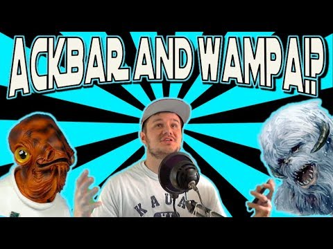 SWGOH : Ackbar with the Wampa!? (Plus Hoda)